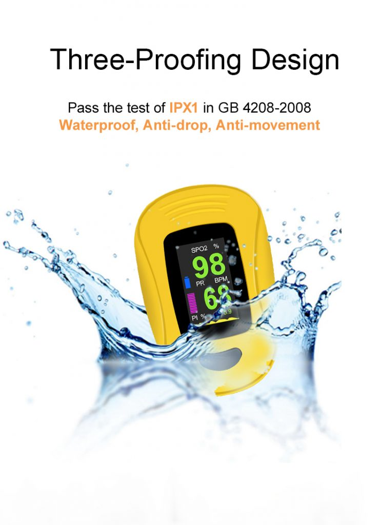 Pulse Oximeter from Heal Force Helps you Monitor your ...