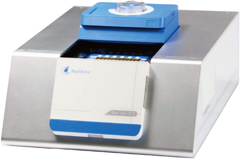 X960 real time pcr detection system