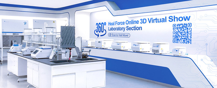 Heal Force Life Science Instrument Section