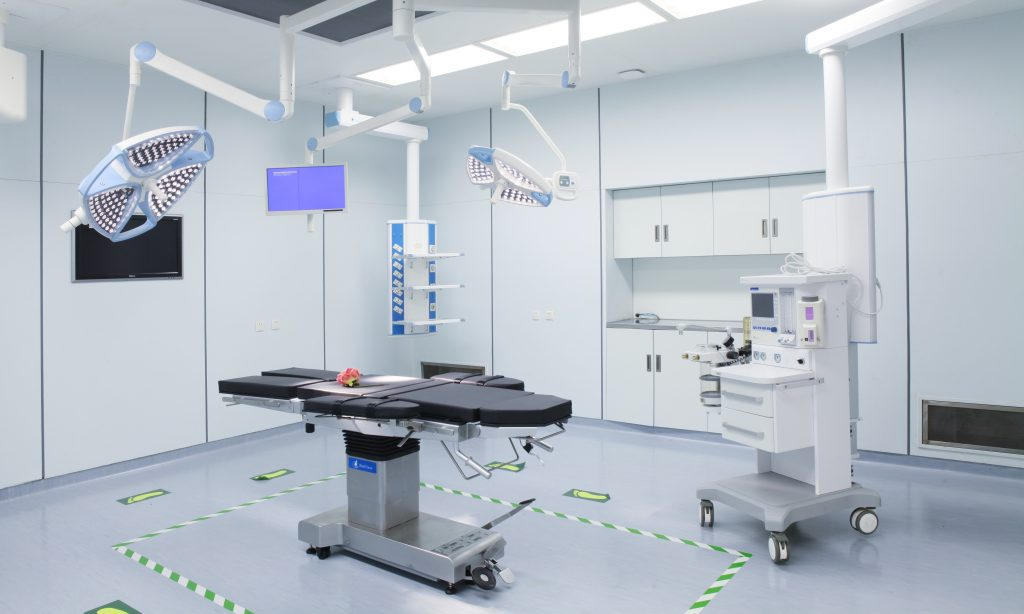 Heal Force Operating Room